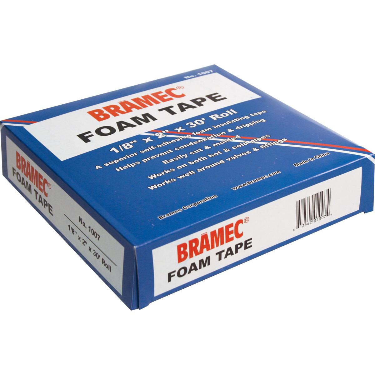 Bramec foam tape.